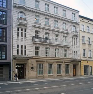HjalmarBergmans sista hotell i Berlin